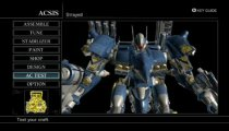 Armored Core: for Answer filmato #2 Diario di Sviluppo pt.1