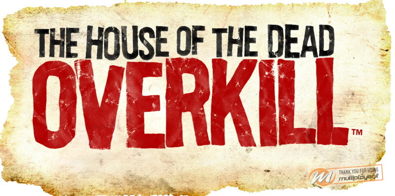 [GC 2008] The House of the Dead: Overkill - Anteprima