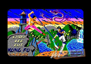 Choy-Lee-Fut Kung-Fu Warrior