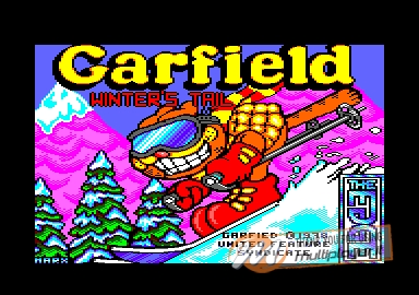 Garfield: Winter's Tail