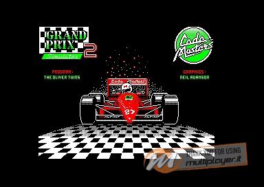 Grand Prix Simulator 2