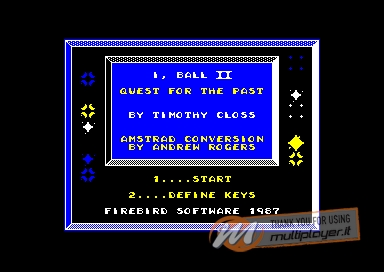 I Ball II: Quest for the Past