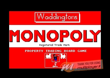 Waddingtons Monopoly