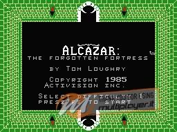 Alcazar: The Forgotten Fortress