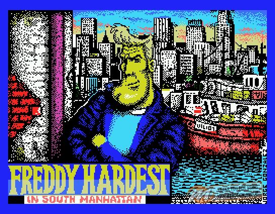 Freddy Hardest in South Manhattan