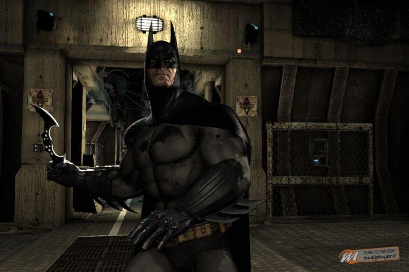 "Un sistema di ""death save"" per Batman Arkham Asylum"