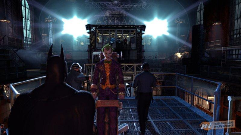 Contenuti aggiuntivi gratuiti in arrivo per Batman: Arkham Asylum
