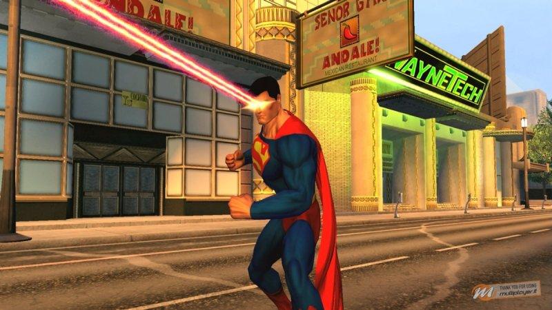 DC Universe Online sarà giocabile alla Gamescom