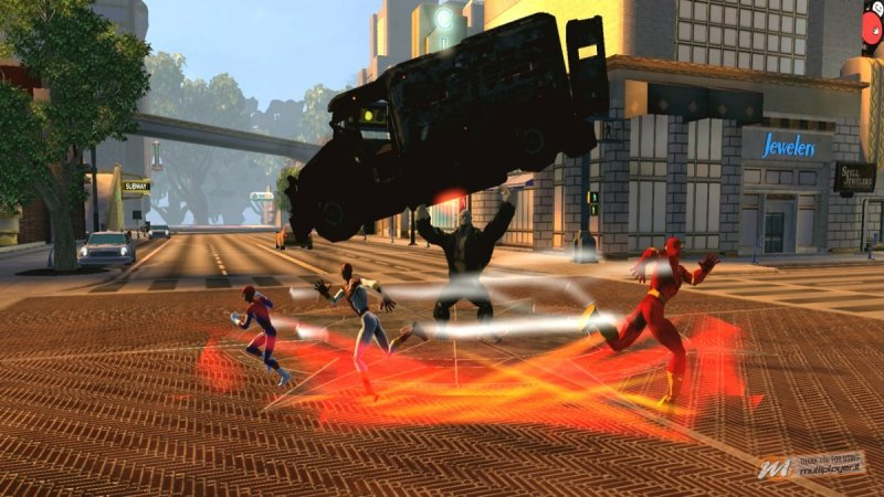 Data americana per DC Universe Online
