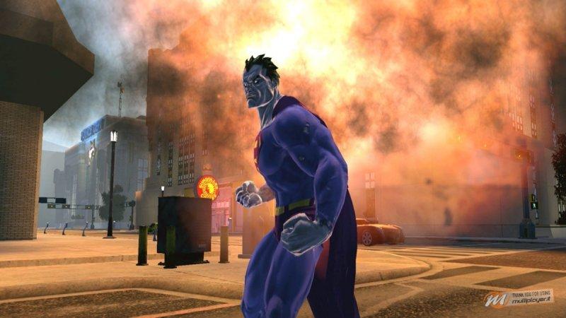 Beta di DC Universe Online disponibile su PS3