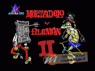 Mortadelo y Filemón 2