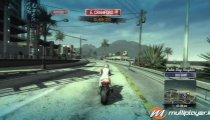 Burnout Paradise filmato #28 Moto gameplay #2