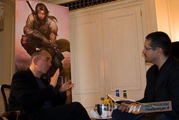 Fable 2 - Intervista a Peter Molyneux