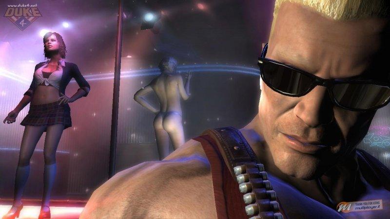 Ancora lui: Duke Nukem Forever potrebbe essere vivo