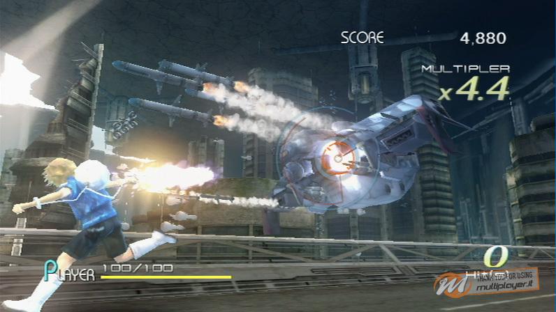 La punizione del Wii
