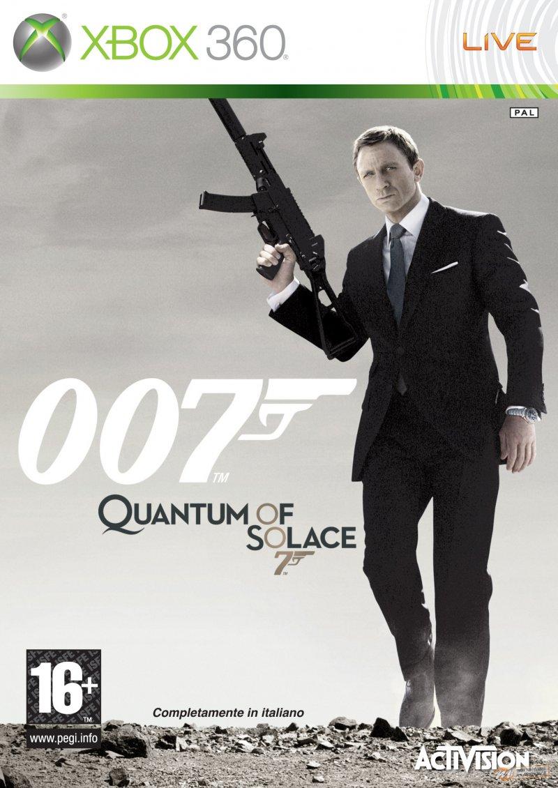 James Bond Quantum