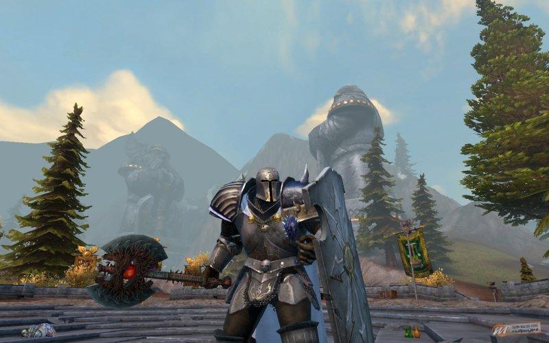 Prova gratuita senza limiti di tempo per Warhammer Online