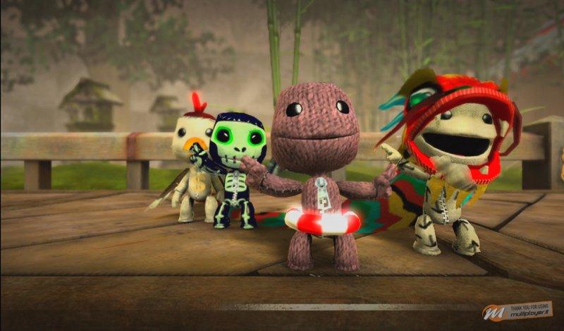 La Soluzione di LittleBigPlanet