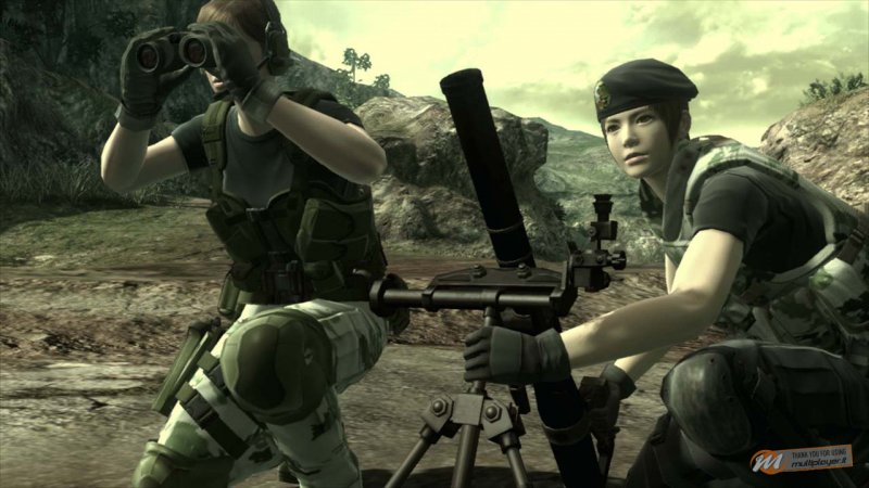 Metal Gear Online: un torneo 6 vs. 6