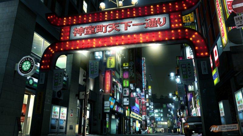 Yakuza 3 arriva in occidente senza Hostess Club nè quiz