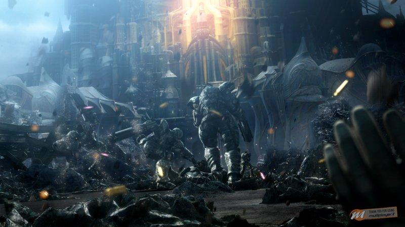 PS3 avrà il suo Gears of War?