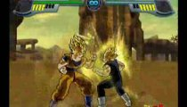 Dragon Ball Z: Infinite World filmato #2 Goku vs Vegeta