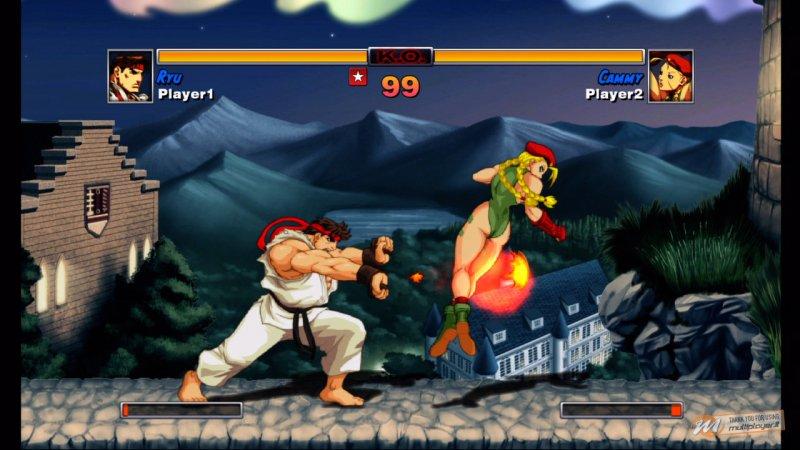 Super Street Fighter II Turbo HD Remix a sconto questa settimana