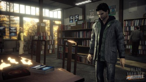 Alan Wake will not be at the PS5 PlayStation Showcase according to some reliable leaks