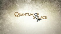 James Bond: Quantum of Solace filmato #5