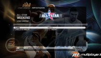 NBA Live 09 filmato #5 All Star Three Point Shootout
