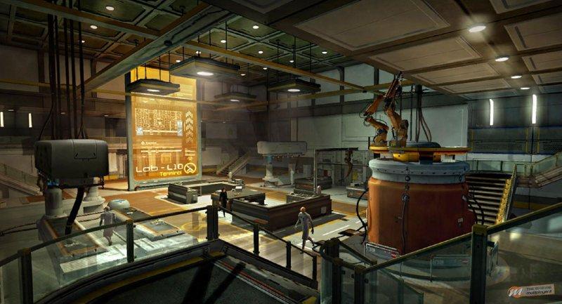 Nuovi indizi per Deus Ex 3 su console