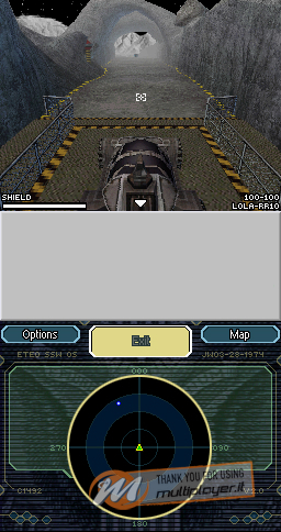 Lo sbarco del DS sulla Luna