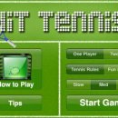 Hit Tennis (iPhone)
