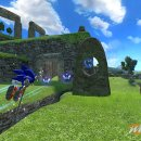 Sonic e il cavaliere nero si mostrano in video