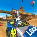 Una sfilza di piloti in video per Nascar Kart Racing