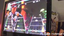 Guitar Hero: World Tour filmato #6 Gameplay pt.1