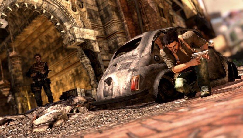 Un intoppo per il film di Uncharted