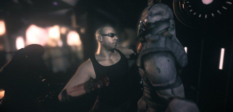 Torna l'ombra di Vin Diesel!