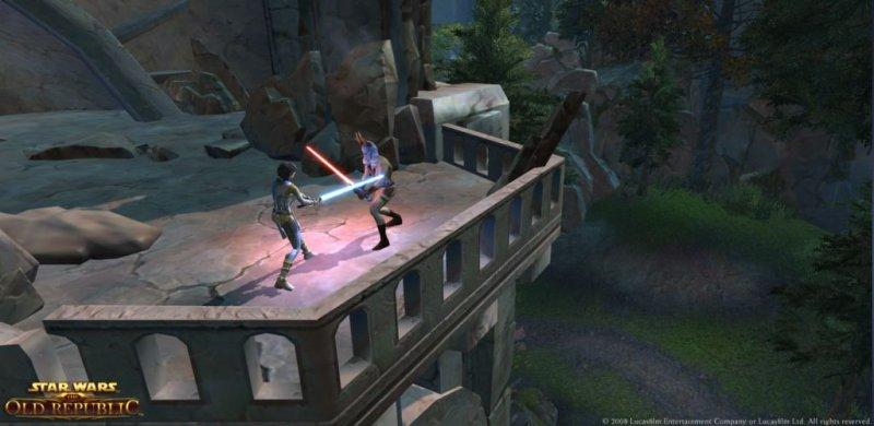 Mythic collabora allo sviluppo di Star Wars: The Old Republic