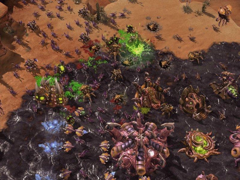 La beta di Starcraft II è alle porte