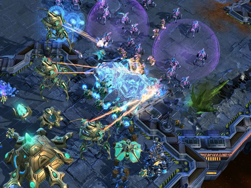 Online il nuovo battle report di StarCraft II