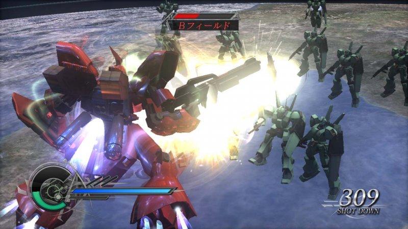 Nessuno ce la fa, contro Gundam!