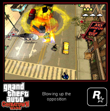 Grand Theft Auto: Chinatown Wars - Recensione