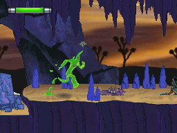 Ben 10: Alien Force - The Game