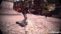 Skate 2 filmato #11 Municipio
