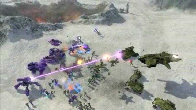 Mappe e obiettivi nuovi per Halo Wars