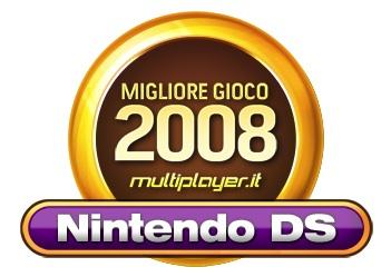 Il Gioco dell'Anno 2008 - I Vincitori