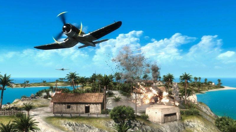 Battlefield 1943 - Provato