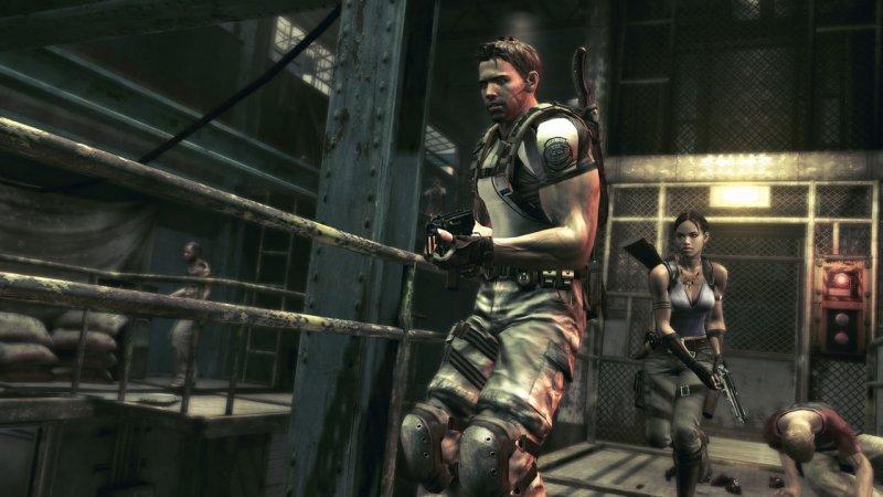 Resident Evil 5 a sconto su Games for Windows, o no?