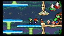 Mario & Luigi Rpg 3 filmato #5